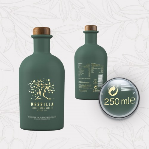 Messilia 250ml - Extra Virgin Greek Olive Oil
